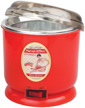 Ozomax BL-185-AW Marvel Automatic Wax Heater  (Red)
