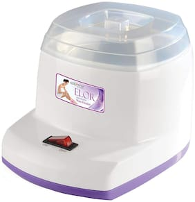 Ozomax BL-306-EWH  Elora Automatic Wax Heater  (White;Purple)