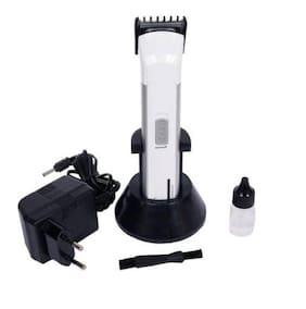 Perfect Nova PN-532 Rechargeable Beard & Hair Trimmer For Men (White)