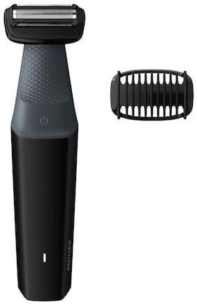 Philips BG3006/15 Body Groomer For Men ( Black , Rechargeable Battery )
