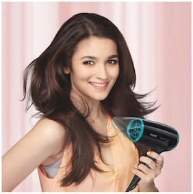 Philips Bhd007/20 Hair Dryer ( Black )