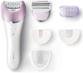 Philips Bre635 satinelle advanced cordless Epilators ( White )