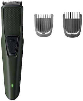 Philips BT1230 Beard Trimmer For Men ( Green , Rechargeable Battery )