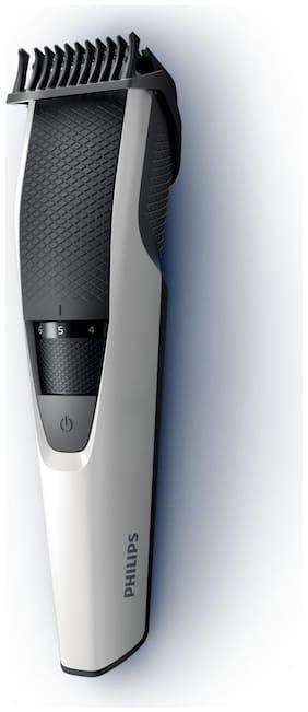Philips BT3101/15 Beard Trimmer For Men ( White , Rechargeable Battery )
