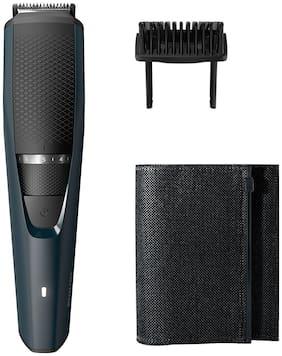 Philips Bt3215/15 Mustache & beard trimmer For Men ( Black )