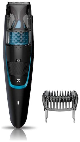 Philips Bt7206/15 Mustache & beard trimmer For Men ( Black )