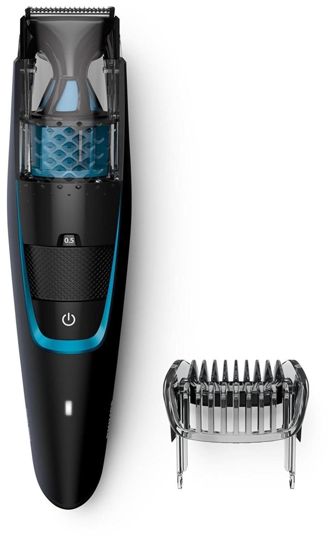 Philips BT7206/15 Vacuum Beard Trimmer (Black)