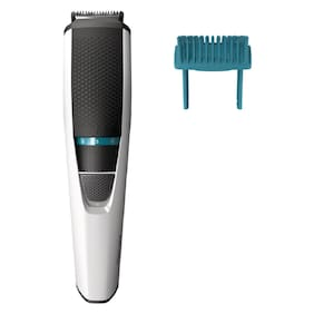 Philips Bt3203/15 Mustache & beard trimmer For Men ( White )