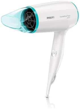 Philips BHD006 1600 W Hair Dryer ( White & Blue )