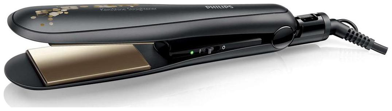 Philips Hp8316 Hair Straightener   Black   by Bajaj Electronics