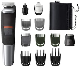Philips MG5740/15 Grooming Kit For Men ( Silver , Rechargeable Battery )
