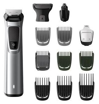 Philips MG7715/15 Nose & Ear Trimmer(Grey)
