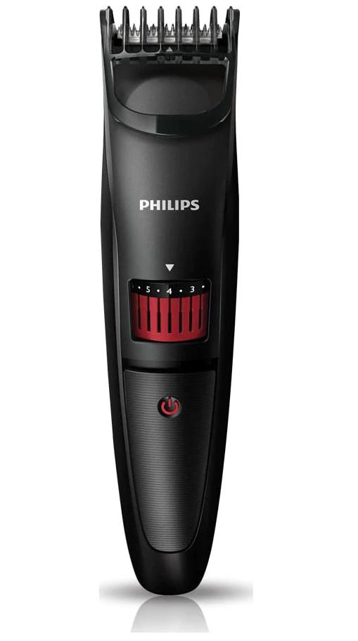 Philips Qt4005/15 Mustache   beard trimmer For Men   Black