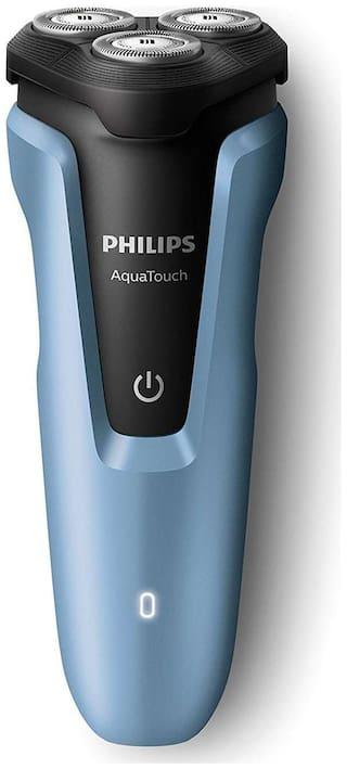 Philips S1070/04 WET & DRY Men's Shaver - Blue