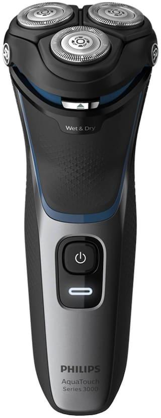 Philips S3122/55 Men's Shaver - Grey & Black