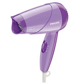 Philips SalonDry Compact HP8100/46 Hair Dryer For Unisex (Purple)