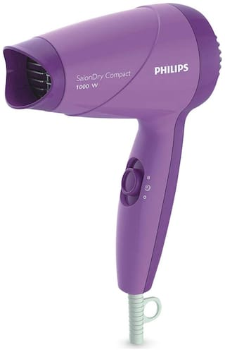 Philips HP8100/46 1000 W Hair Dryer ( Purple )
