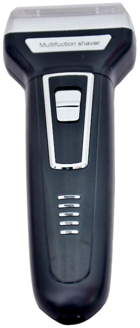 Rock light Rl-tm9076 Mustache & beard trimmer For Men ( Silver )