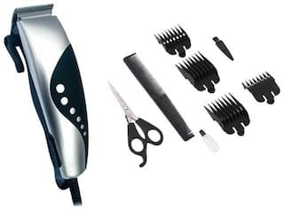 Royce First Class Professional Barbar Grooming Kit set  Beard & Hair Trimmer for Men (Silver;Black)