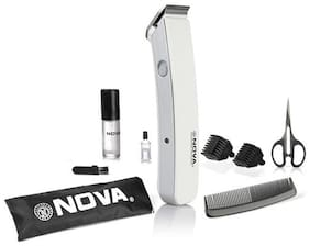 Nova Nht 1047 Multi-function trimmer For Men ( White )