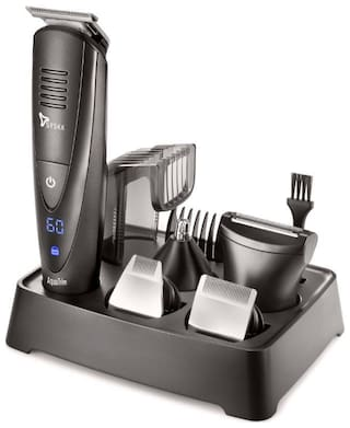 Syska HT4000K Grooming Kit For Men ( Black , Rechargeable Battery )