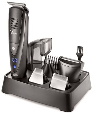 Syska HT4000K Grooming Kit for Men (Black)