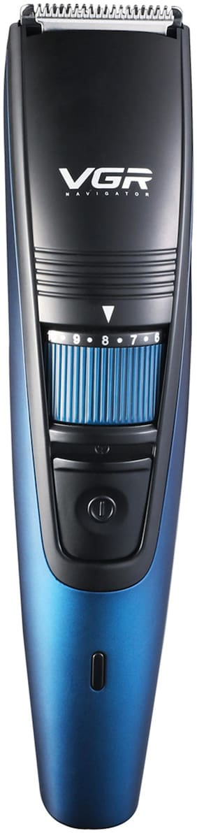 VGR VGR V-052 Beard & Hair Trimmer For Men (Blue)