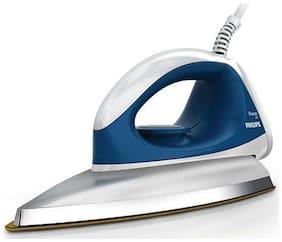 Philips Finessa GC103 1000 W Dry Iron (Blue)