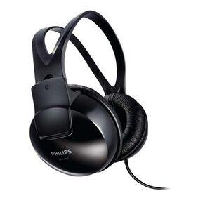 Philips SHP1900 Wired Headphones (BLACK)