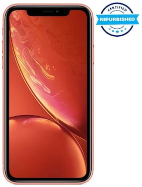 Apple iPhone XR 64GB Coral (Refurbished : Excellent)