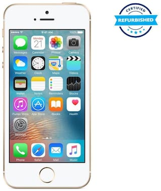 Used Apple iPhone SE 2GB 32GB Gold  (Grade: Excellent)