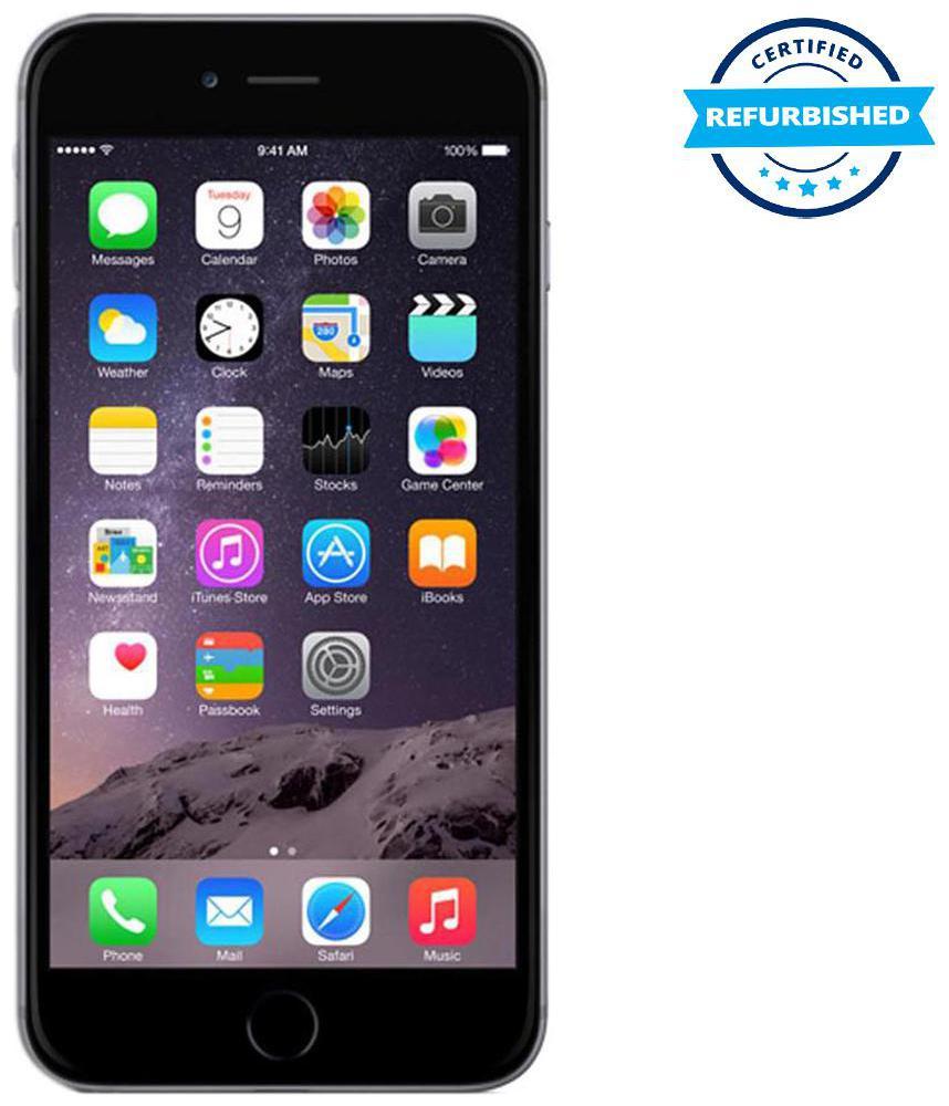 Refurbished Apple iPhone 6 Plus 1GB 16GB Space Grey (Grade: Excellent)
