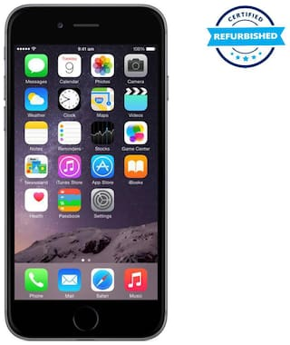 Used Apple iPhone 6 1GB 16GB Space Grey  (Grade: Excellent)