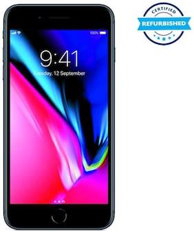 Refurbished Apple iPhone 8 Plus 3 GB 256 GB Space Grey  (Grade: Good)