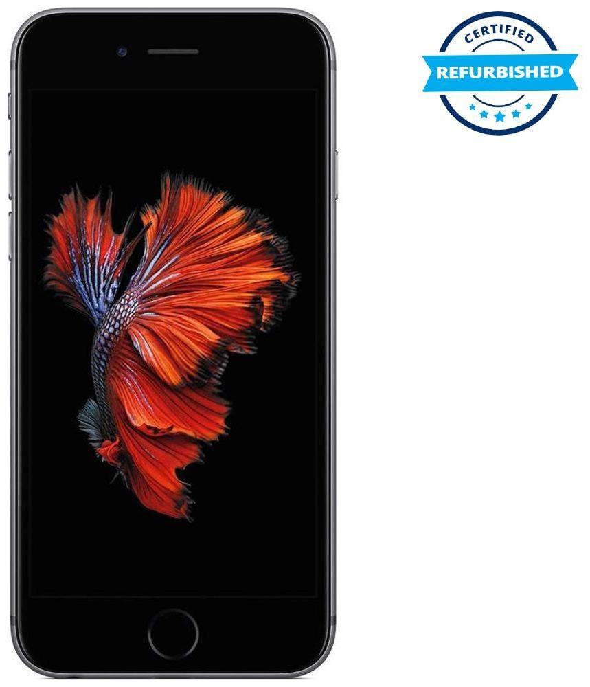 Refurbished Apple Iphone 6S 2 GB 32 GB Space Grey (Grade: Excellent)