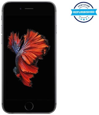 Refurbished Apple iPhone 6s 2GB 32GB Space Grey  (Grade: Excellent)