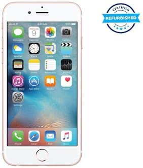 Used Apple Iphone 6s 2GB 32GB Rose Gold  (Grade: Good)