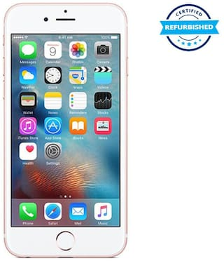 Used Apple iPhone 6S 2GB 64GB Rose Gold  (Grade: Excellent)