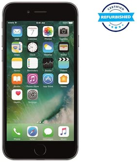 Refurbished Apple iPhone 6 1 GB 32 GB Space Grey  (Grade: Excellent)