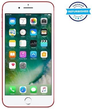 Used Apple iPhone 7 plus 3GB 128GB Red  (Grade: Excellent)