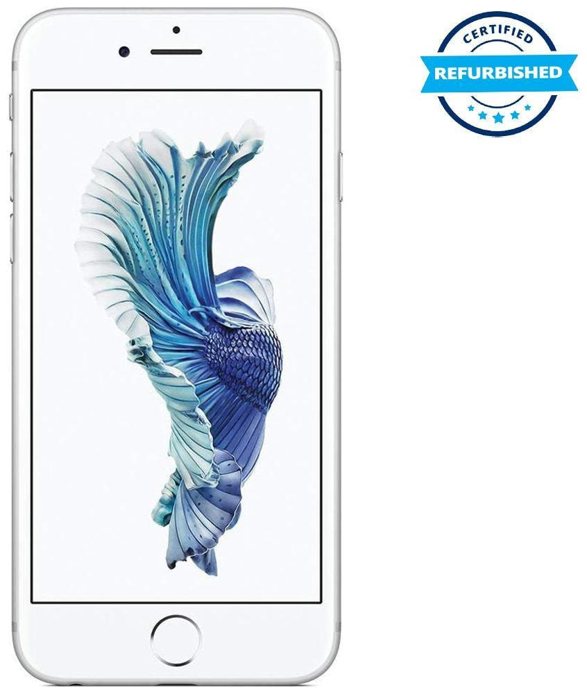 Refurbished Apple iPhone 6S 16GB Silver (Grade: Excellent)