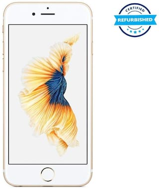 Refurbished Apple iPhone 6s 2 GB 16 GB Gold  (Grade: Excellent)