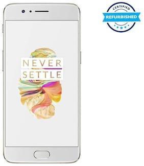 Refurbished OnePlus 5 6GB 64GB Gold  (Grade: Excellent)