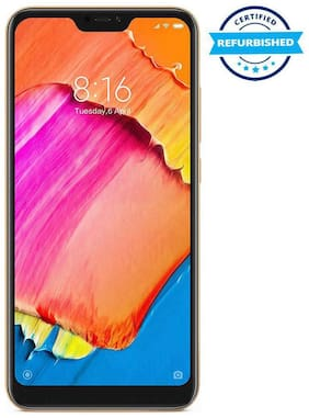 Refurbished Redmi 6 Pro 4GB 64GB Gold  (Grade: Excellent)