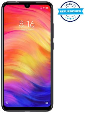 Refurbished Xiaomi  Note 7 Pro 4GB  64GB   Space Black (Grade: Good)