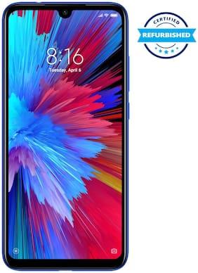 Refurbished Xiaomi Redmi Note 7S 3GB 32GB Sapphire Blue (Grade: Excellent)