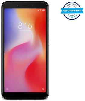 Used Xiaomi Redmi 6 3GB 32GB Black  (Grade: Excellent)