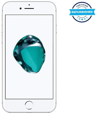 Used Apple iPhone 7 2GB 128GB Silver  (Grade: Excellent)