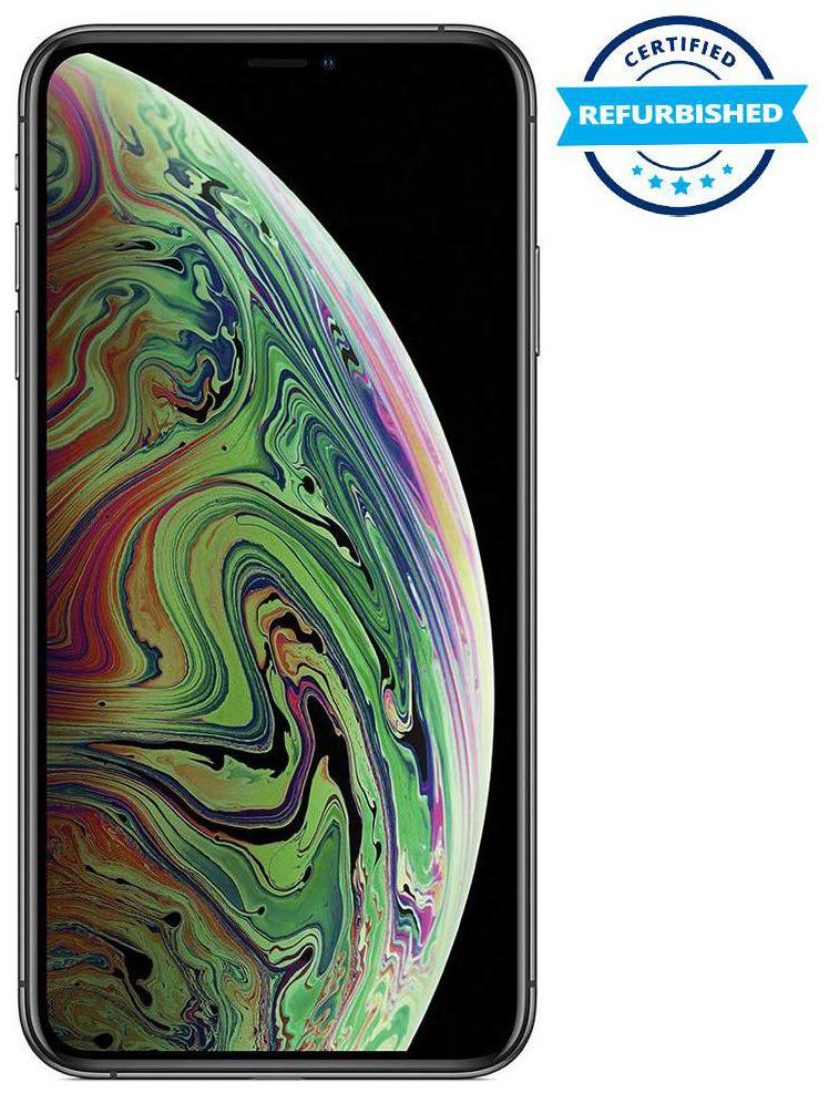 Refurbished Apple iPhone XS MAX 256GB Space Grey (Grade: Good)