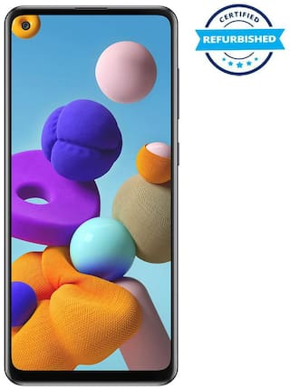Used Samsung Galaxy A21s 6GB 64GB Black (Grade : Good)
